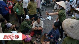 Phận đời những cửu vạn ở chợ Long Biên | VTC