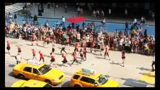 Shellac Flash Mob in Times Square Thumbnail
