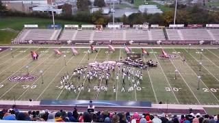 """2014 Williamstown Band of Spirit - """"Space"""""""