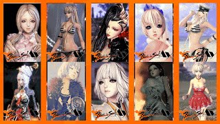 Blade and Soul Character Customize Jin Female PACK#1