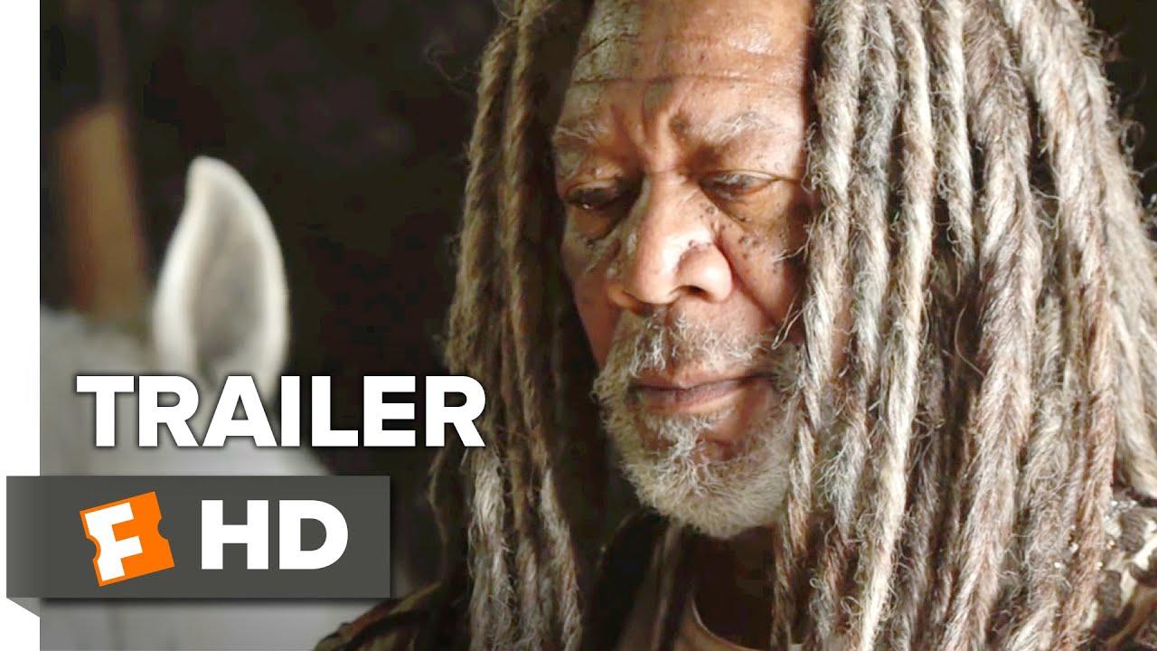 Morgan Film: Ben-Hur Official Trailer #2 (2016)