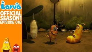 official cocoon 1 - larva season 1 episode 18