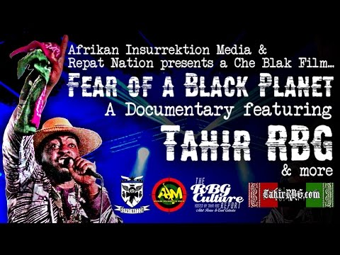 Fear of a Black Planet: A Documentary featuring Tahir RBG