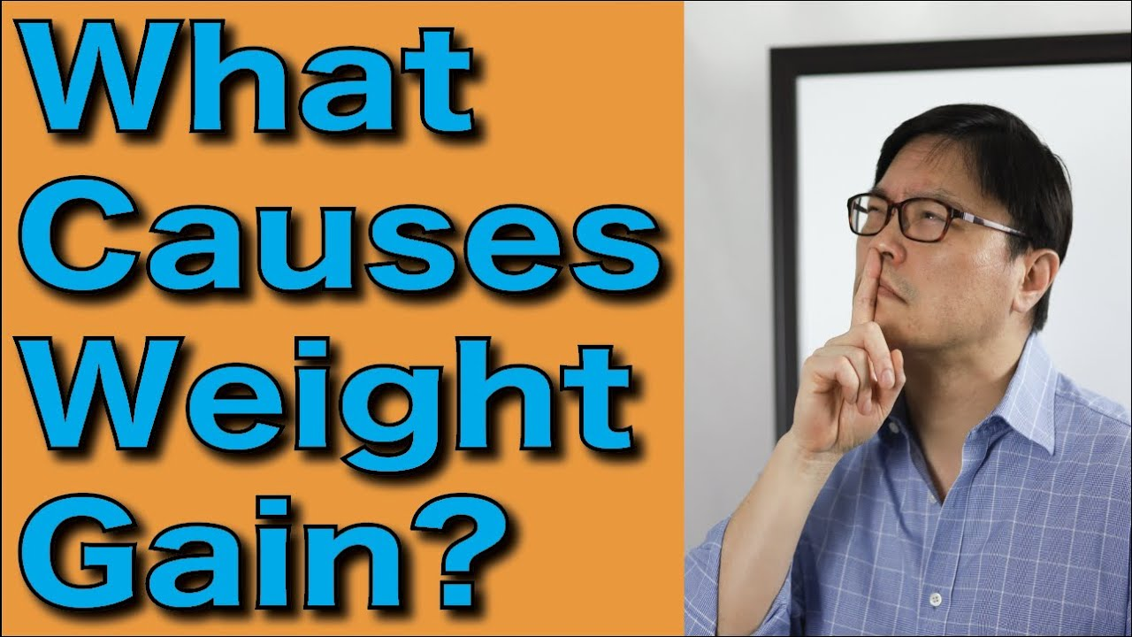 What causes Weight Gain? (How to Lose Weight) | Jason Fung