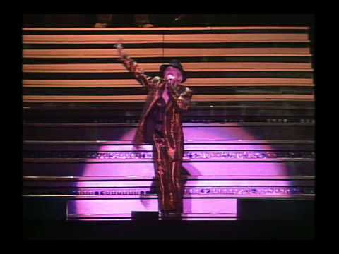 06. White Heat - Madonna - Who's That Girl Tour - Live In Japan