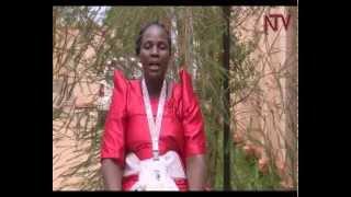 Okuyimbira paapa: Wuuno Margaret Namagembe  eyayimbisizza e Namugongo