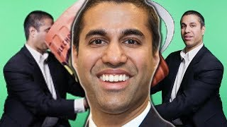 Ajit Pai Just Ended Net Neutrality