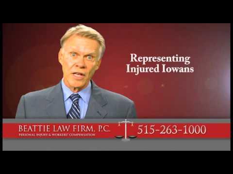 Beattie Law Firm - Your Iowa Personal Injury Attorney