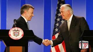 Colombia Ayudará Finalmente a los EEUU en la Guerra contra Venezuela e Insulta a Maduro
