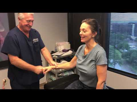 "Yellowknife Canada Lady Flies South To Get The Infamous ""Ring Dinger"" From Houston Chiropractor"