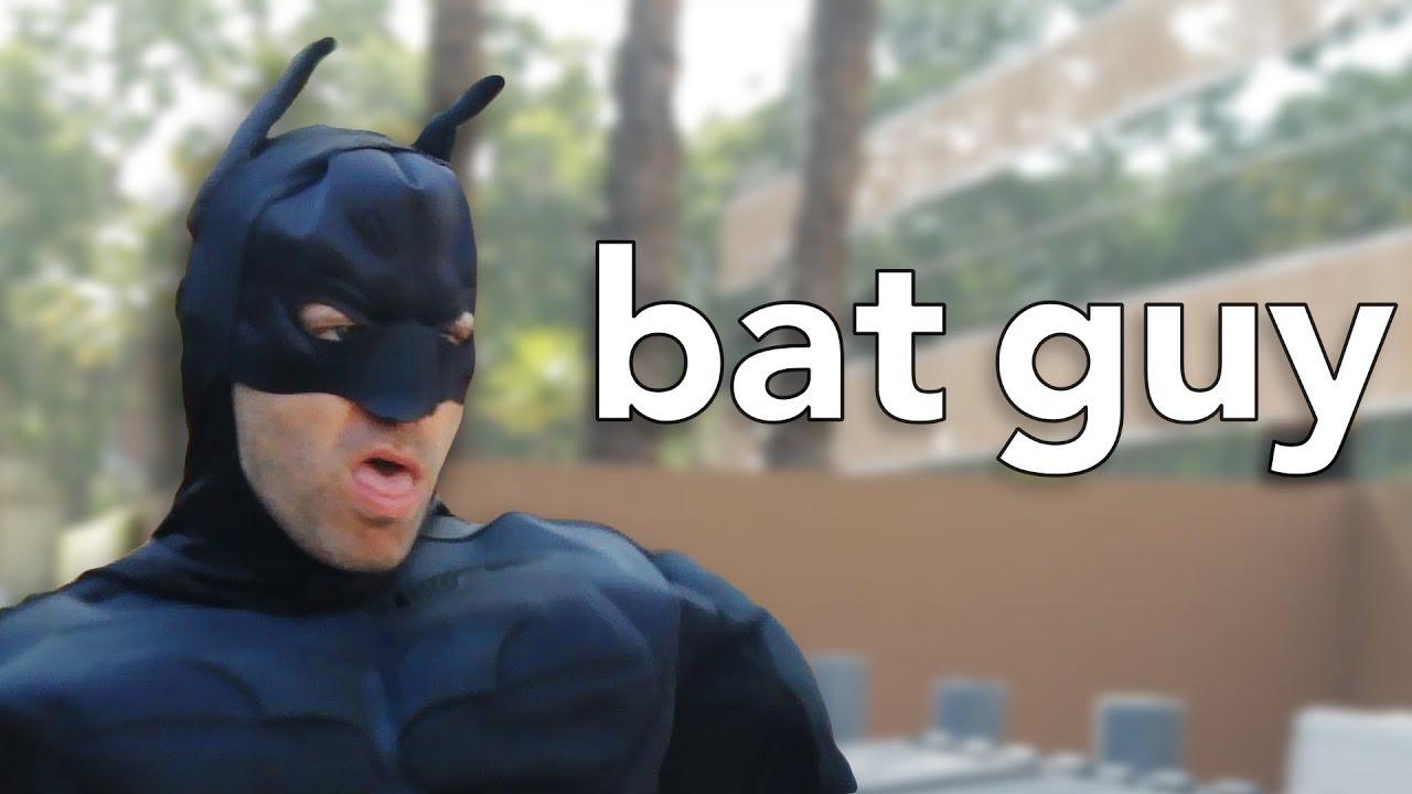 BAD GUY by Billie Eilish but it's BATMAN
