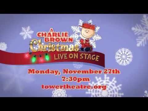 Youtube Charlie Brown Christmas.A Charlie Brown Christmas Live