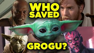 WHO SAVED GROGU from Order 66? Top 9 Suspects! (Mandalorian Star Wars Timeline) | Big Question