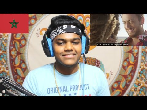 INDIAN REACTS TO Saad Lamjarred - CASABLANCA (EXCLUSIVE Music Video)
