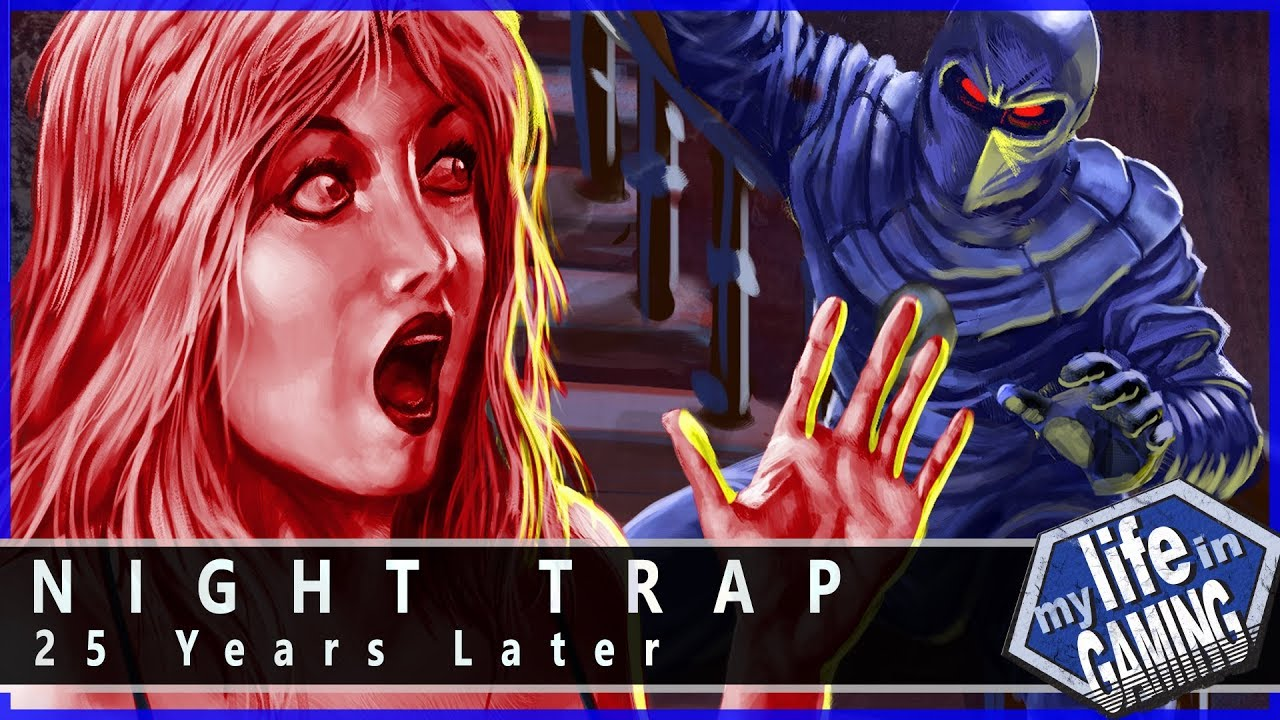 Review: Night Trap: 25th Anniversary Edition (PlayStation 4