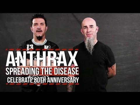 Anthrax Celebrate 30th Anniversary of 'Spreading the Disease'