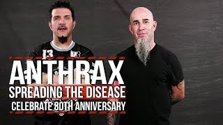 Anthrax Celebrate 30th Anniversary of