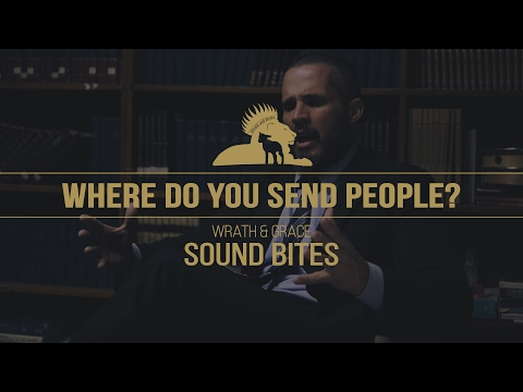 Jeff Rose - Where Do You Send People After Open Air Preaching? //W&G Sound Bites