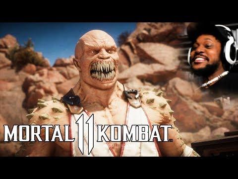MK11 GAMEPLAY MADE MY HEADPHONES FLY OFF Lol | Mortal Kombat 11
