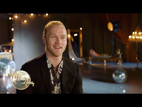 Meet Jonnie Peacock - Strictly Come Dancing 2017: Launch