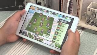 Huawei MediaPad T1 8.0 Game review | www.thegioididong.com