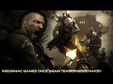 Insomniac Games Yet Again Tweets About Resistance Could We Be Looking At A PS5 Revival??!