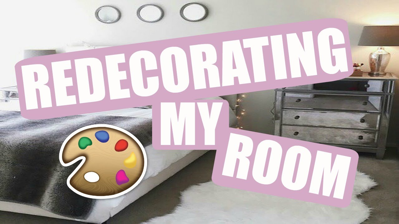 Redecorating My Room redecorating my room | day 3 - youtube