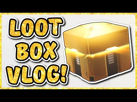Overwatch - BUYING THE MOST EXPENSIVE LOOT BOX (The Worst Vlog Ever)