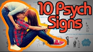 10 Psychological Signs a Girl Likes you How to tell if she s attracted