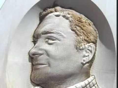 3d Sculpture Engraving Artcam Youtube