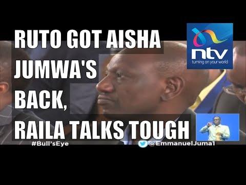The Politics Of 'kutoka Mbali'    Bull's Eye
