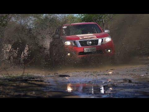 De Petrolina ao Piauí a bordo da Nissan Frontier/ Parte #1 - Vrum Brasília