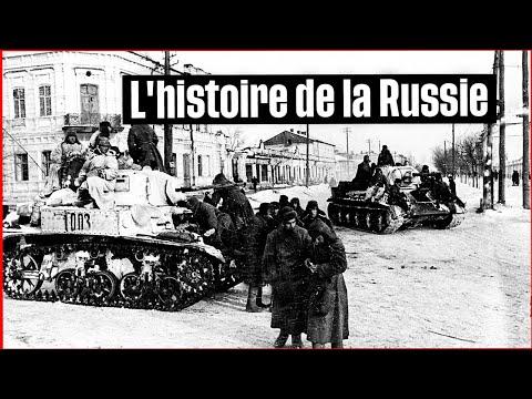 Russie, 1000 ans d'histoire russe : l'empire slave - Film Documentaire