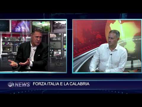 60 news del 12 ottobre 2017 | Forza Italia e la Calabria | IL VIDEO