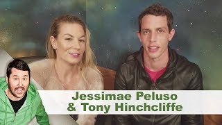 Post-Sesh Interview w/ Jessimae Peluso & Tony Hinchcliffe