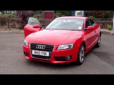 Audi A5 Walkthrough | TOP GEAR MOTORS | For Sale! £15,999