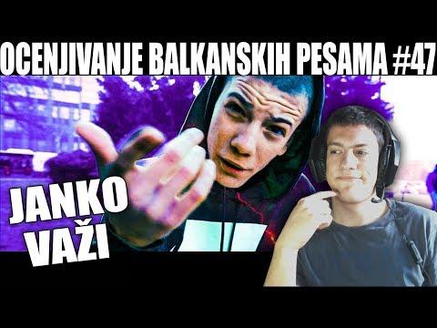 OCENJIVANJE BALKANSKIH PESAMA - JANKO - VAŽI (Official Music Video)