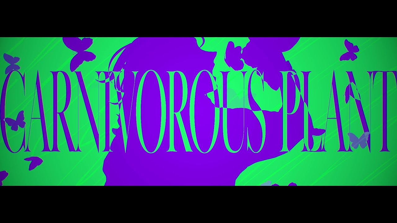 [Enn] Carnivorous Plant English Fandub || RIM 理芽 の『食虫植物』を英語で歌ってみた。🦋
