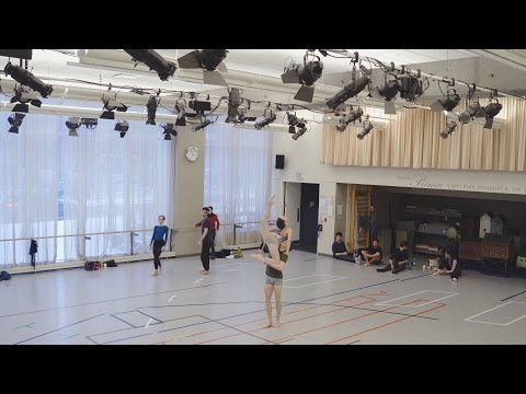 Inside the Studio with Genus | 2017 | The National Ballet of Canada