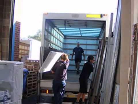 Van & Truck Hire - A Van Man Transport