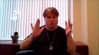 The Cube UFO over El Paso TX with Psychic Bob Hickman
