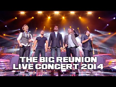 5TH STORY - SPIRITIN THE SKY (THE BIG REUNION LIVE CONCERT 2014)
