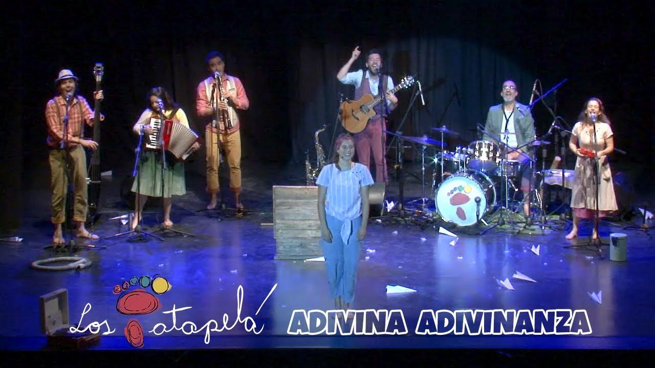 Adivina Adivinanza (Los Patapelá)