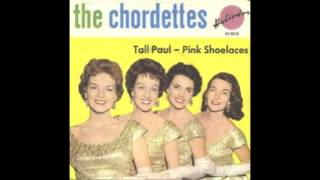 "THE CHORDETTES ""Pink Shoelaces"" Light Edit"