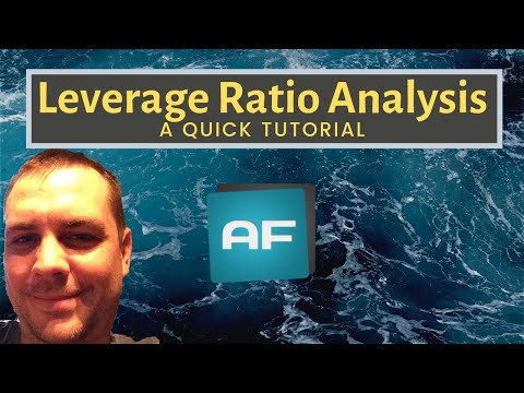 Leverage Ratio Analysis Explained: Debt Ratio & Times Interest Earned Ratio for Ratio Analysis