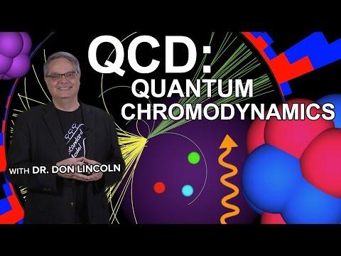 QCD: Quantum Chromodynamics