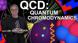 QCD: Quantum Chromodynamics