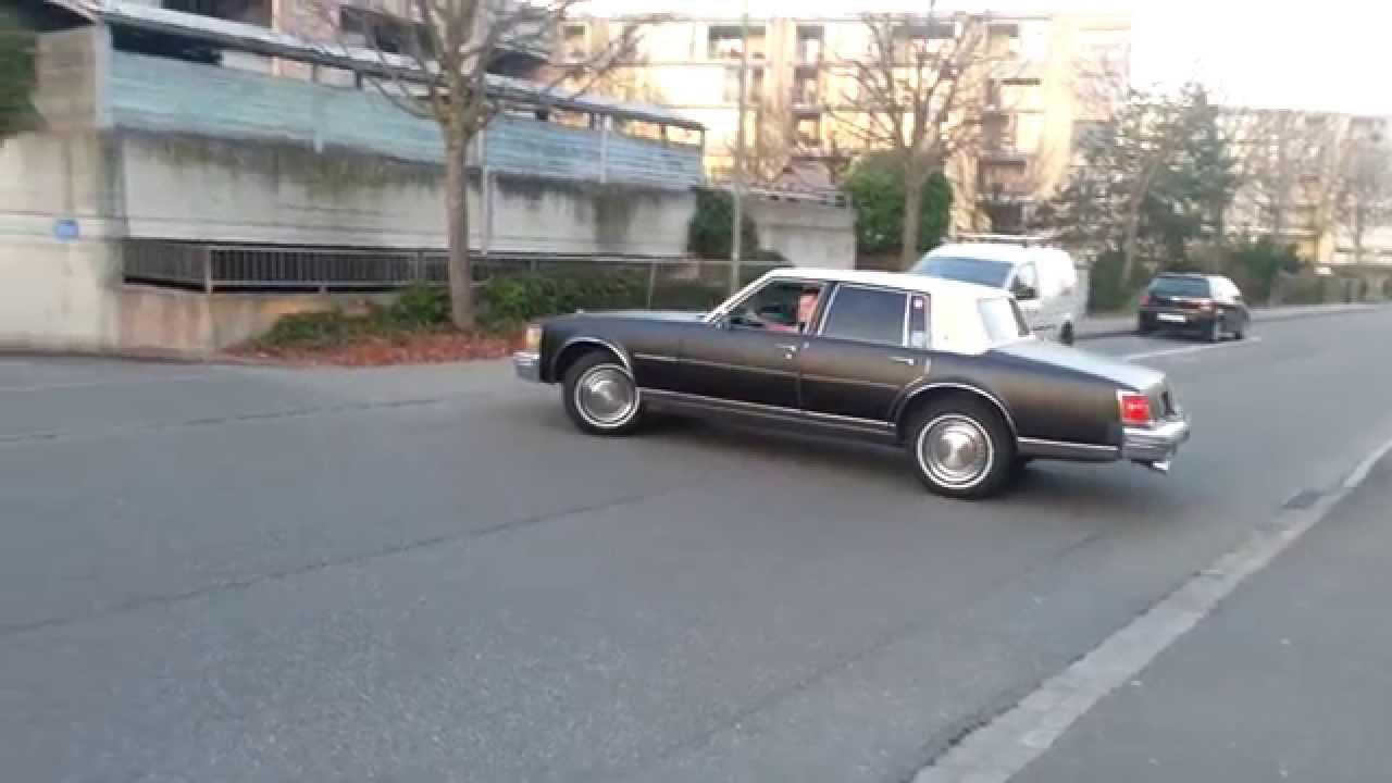1978 Cadillac Seville Youtube