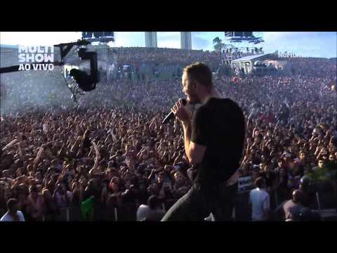 Imagine Dragons - Tiptoe - Lollapalooza Brazil 2014 [HD 1080i]