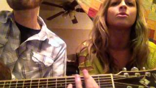 Separate Ways by Journey Acoustic Cover by Melissa Bollman and Jeriah Eager